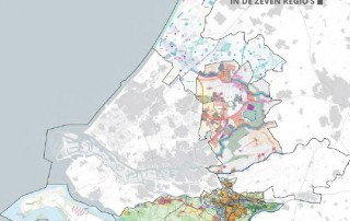 Regionale energie strategieën in Zuid-Holland voorblad